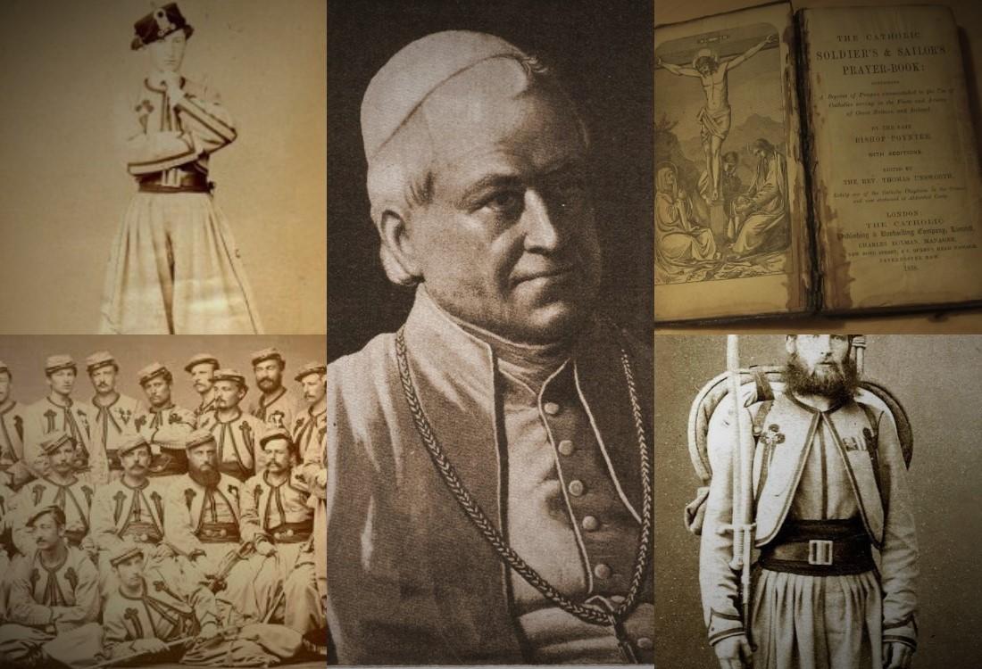 У шароварах – за Церкву і Папу