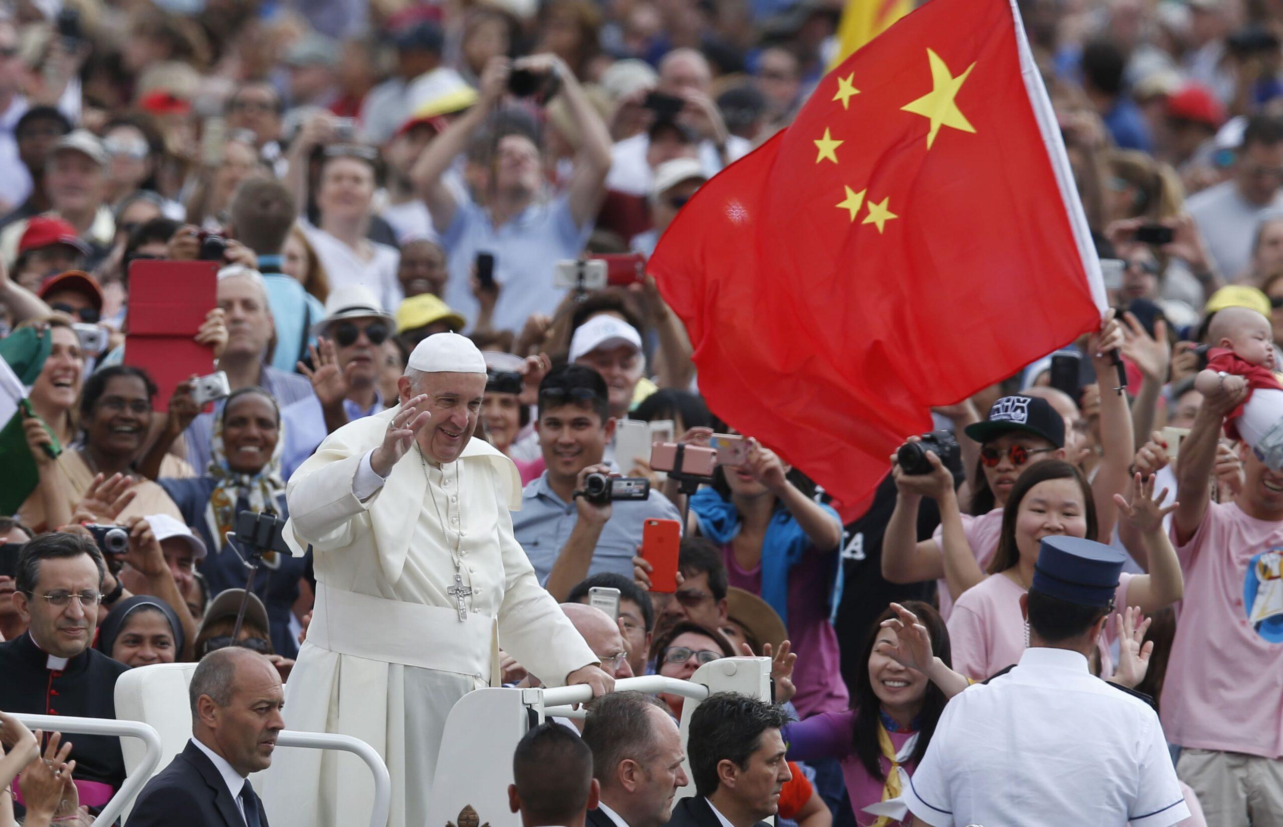 Католики Китаю