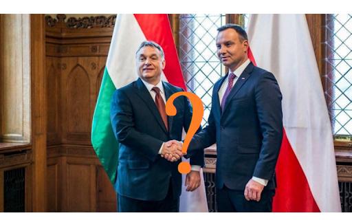 Дуда і Орбан