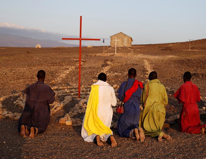 Християнство в Африці