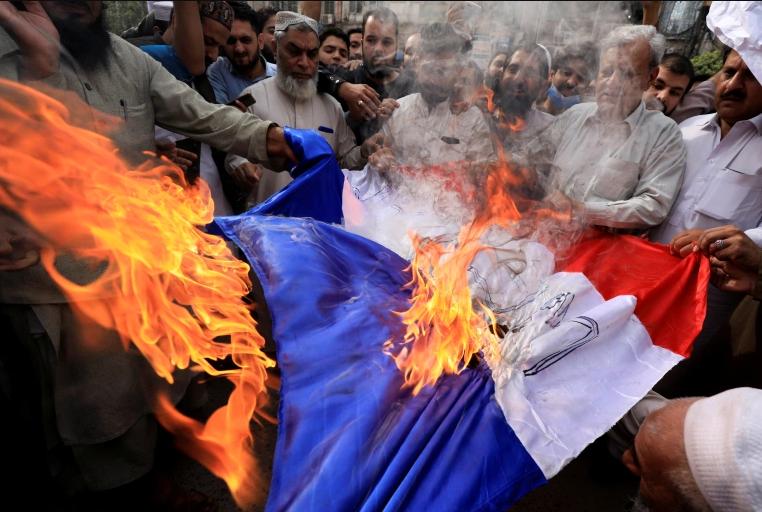 Теракти ісламістів