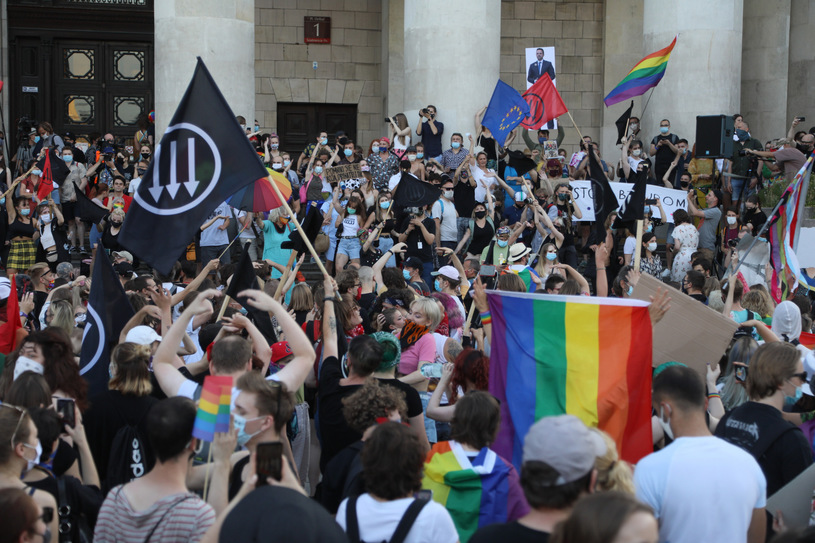 ЛГБТ Польща