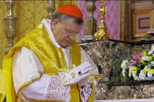 кардинал Берк